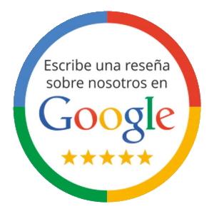 Escribe reseña google virtualtwin comunicaciones