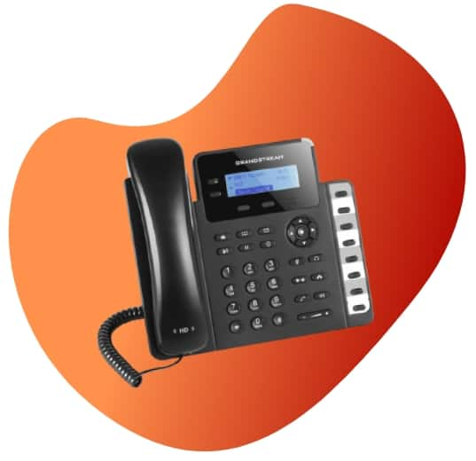 grandstream gxp 1628 virtualtwin telefono ip
