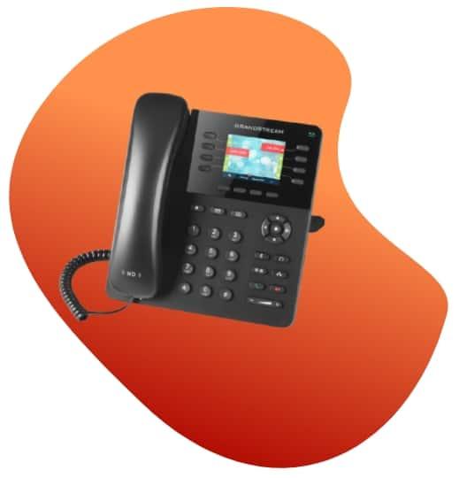 grandstream gxp 2135 virtualtwin telefono ip