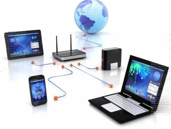 test velocidad conexion router wifi