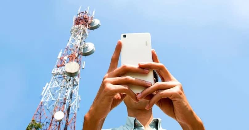 busqueda manual de redes móviles telefonia virtualtwin