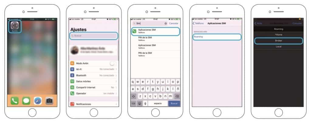 Guia roaming virtualtwin centralita virtual telefonia movil